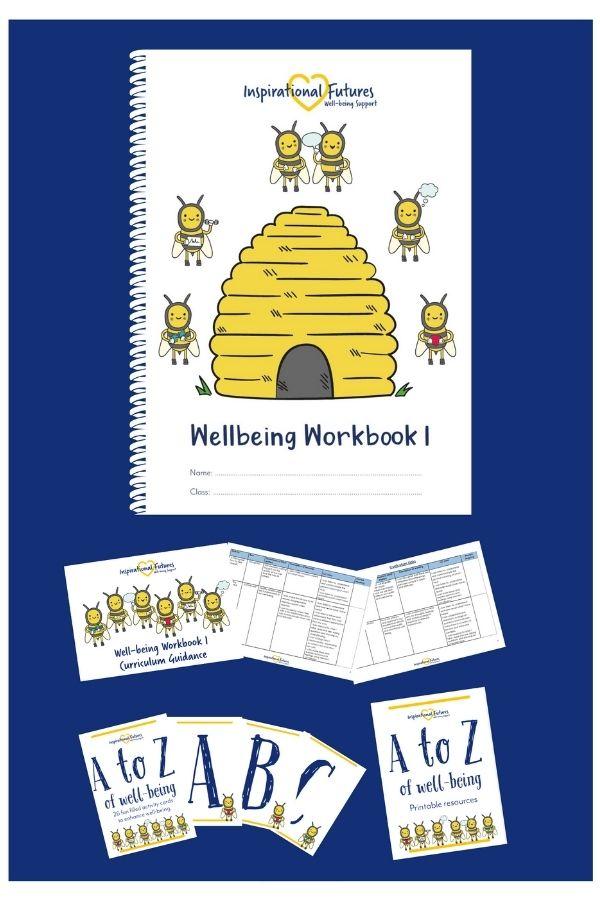 Wellbeing workbook for children